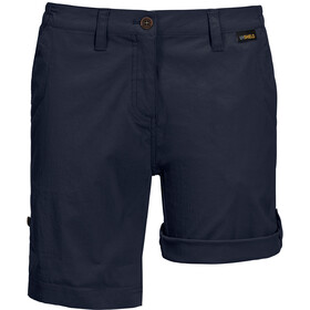 Jack Wolfskin Desert Shorts Women midnight blue